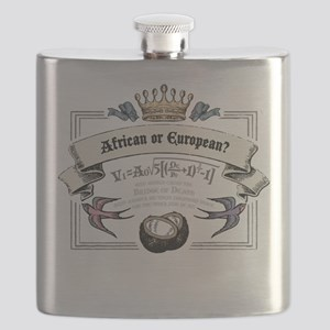 Unladen Swallow Flask