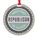 Trump For President Ornament