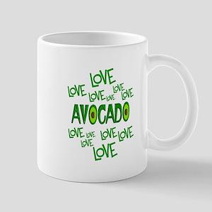 Love Love Avocado Mug