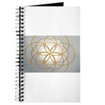 Seed of Life Gold Journal