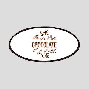 Love Love Chocolate Patch