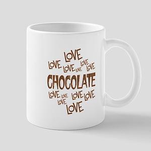 Love Love Chocolate Mug