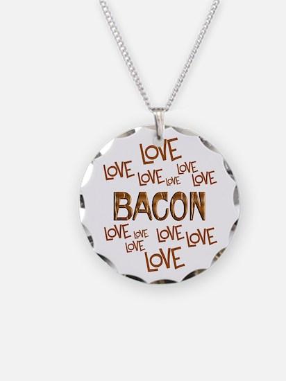 Love Love Bacon Necklace