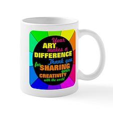 International Artists Day Mugs