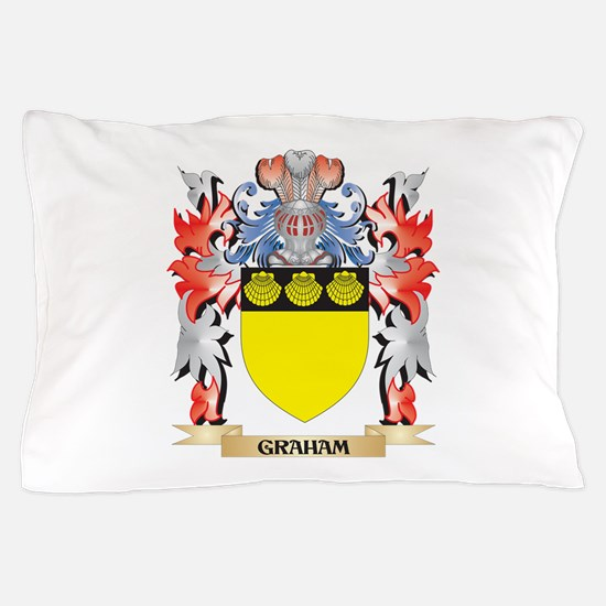 Graham Coat of Arms - Family Crest Pillow Case