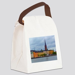 Stockholm Canvas Lunch Bag