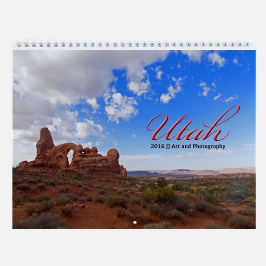 Images Of Utah Wall Calendar