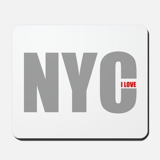 My NYC Mousepad