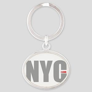 My NYC Keychains