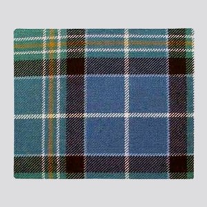 Tartan Mackay Weathered Throw Blanket