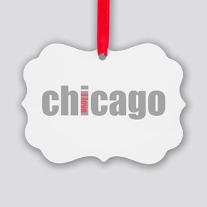 My Chicago Ornament