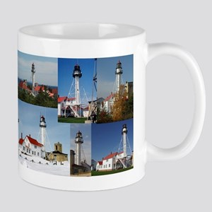 Whitefish Point Lighthouse 150th Mugs
