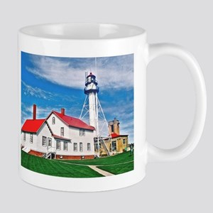 Whitefish Point Lighthouse Mugs