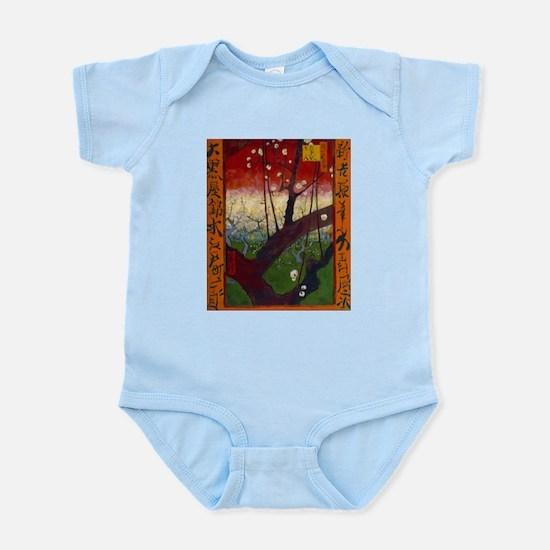 Flowering Plum Tree Body Suit