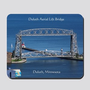 Duluth Aerial Lift Bridge Mousepad