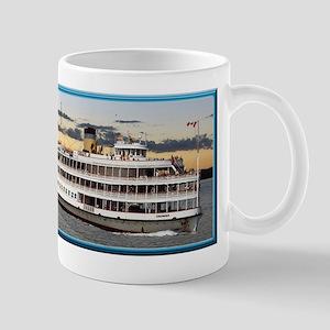 Columbia Bob-Lo Boat Mugs
