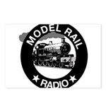 modelrailradio_logo Postcards (Package of 8)