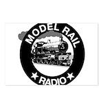 modelrailradio_logo Postcards (Package of 8)