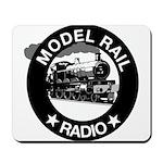 modelrailradio_logo Mousepad