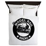 modelrailradio_logo Queen Duvet