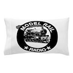 modelrailradio_logo Pillow Case