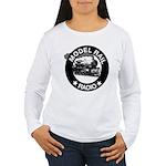 modelrailradio_logo Long Sleeve T-Shirt