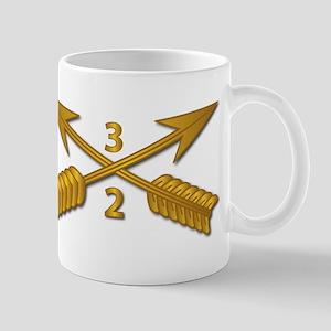 2nd Bn 3rd SFG Branch wo Txt Mug
