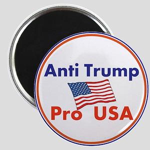 Anti Trump, Pro USA Magnets