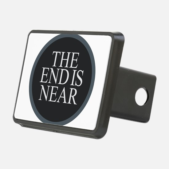 The End is Near Hitch Cover