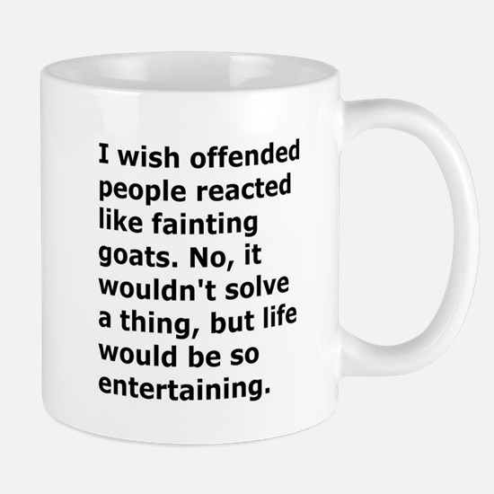 Offended Mugs