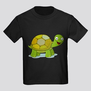Turtle Kids Dark T-Shirt