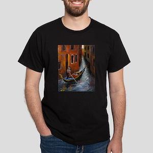 Gondola Ride at Venice T-Shirt