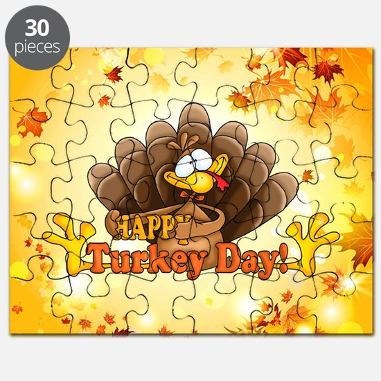 Funny Thanksgiving Puzzle