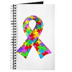 3D Puzzle Ribbon Journal