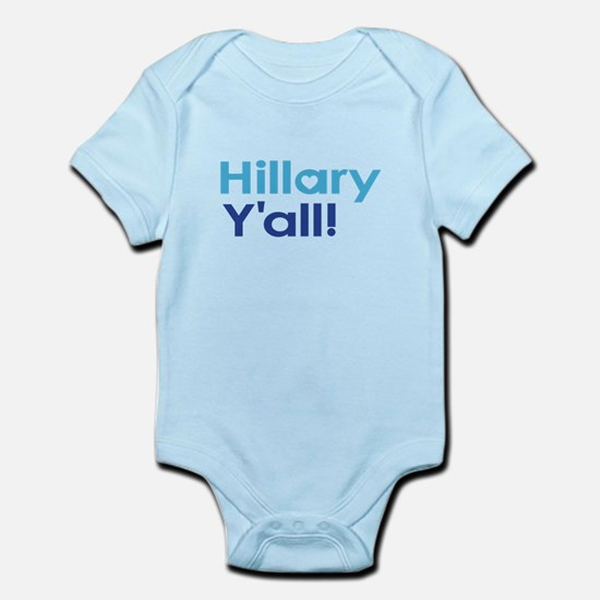 Hillary Y'all Body Suit