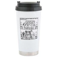 Afternoon Nap Stainless Steel Travel Mug