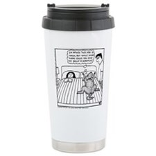 Late Night Request Stainless Steel Travel Mug