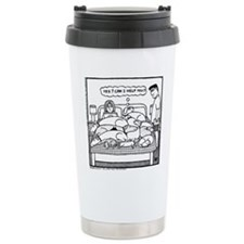 Yes? Can I Help You? Stainless Steel Travel Mug