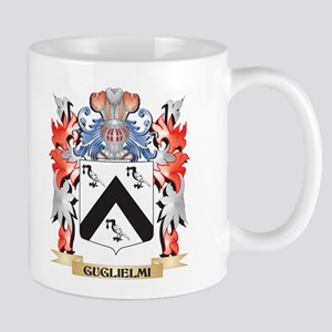 Guglielmi Coat of Arms - Family Crest Mugs
