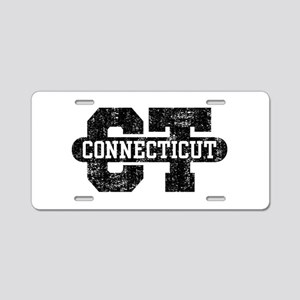 Connecticut Aluminum License Plate