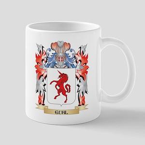 Guhl Coat of Arms - Family Crest Mugs