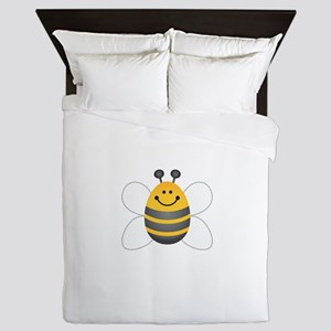 Bumble Bee Queen Duvet