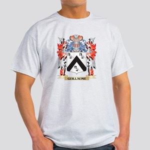 Guillaume Coat of Arms - Family Crest T-Shirt