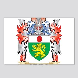 Guinness Coat of Arms - F Postcards (Package of 8)