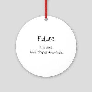 Future Chartered Public Finance Accountant Ornamen