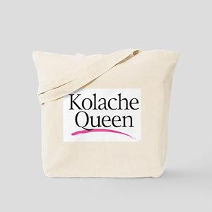 Kolache Queen Tote Bag