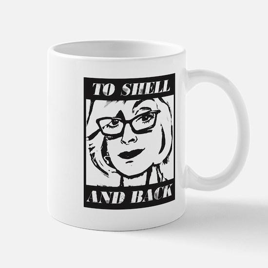 To Shell and Back Mugs