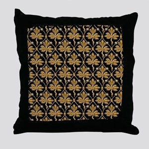 Queen Elizabeth I. Phoenix Portrait Throw Pillow
