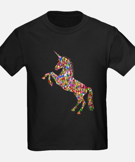 Prismatic Rainbow Unicorn T-Shirt