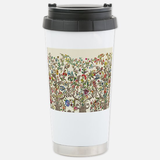 Rococo Court Mantua Stainless Steel Travel Mug